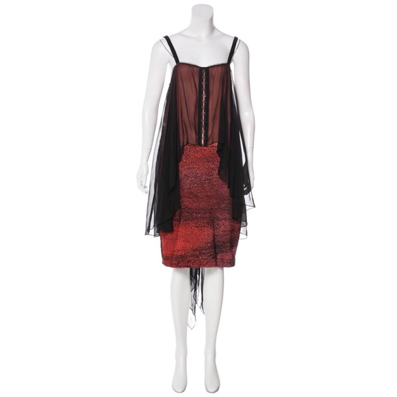 Proenza Schouler Dresses & Skirts - Proenza Schouler Sleeveless Mini Dress
